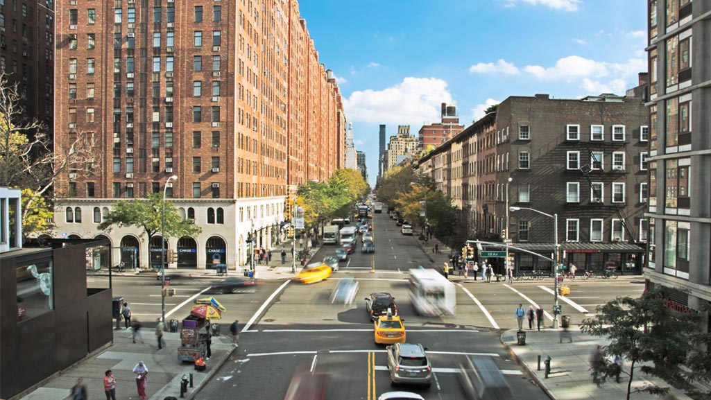 What if you could reduce traffic congestion with software?
