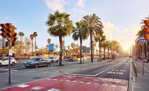 Barcelona Low Emission Zone