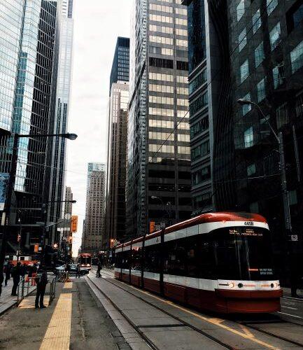 TRB Annual Meeting 2020: Toronto streetcars