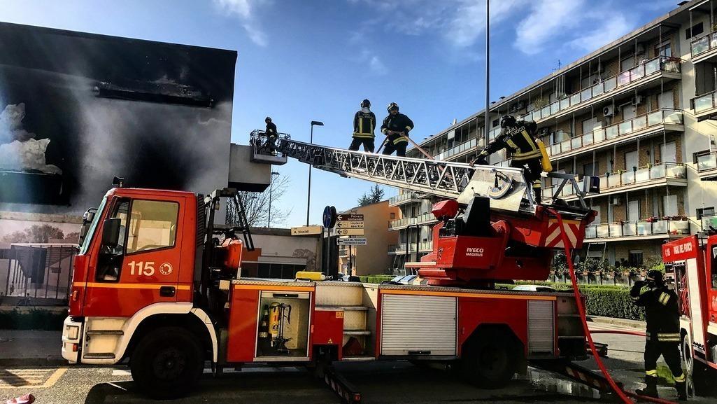 Fire brigade evacuation