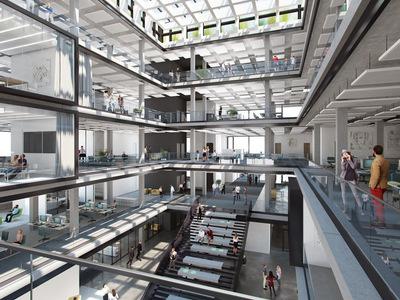 Office campus munich