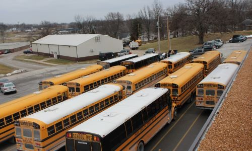 Route planning form school bus networks