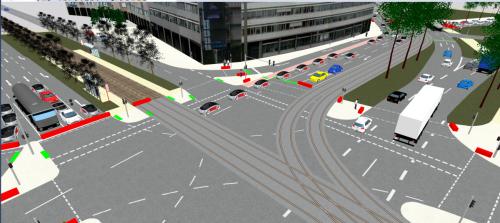 simulation-trafic