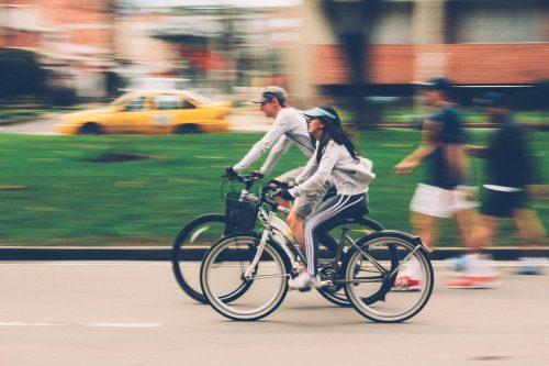 Coronavirus lockdowns: pedestrians and cyclists