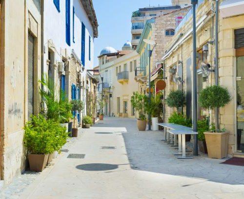 Il centro storico di Limassol diventerà un'area pedonale