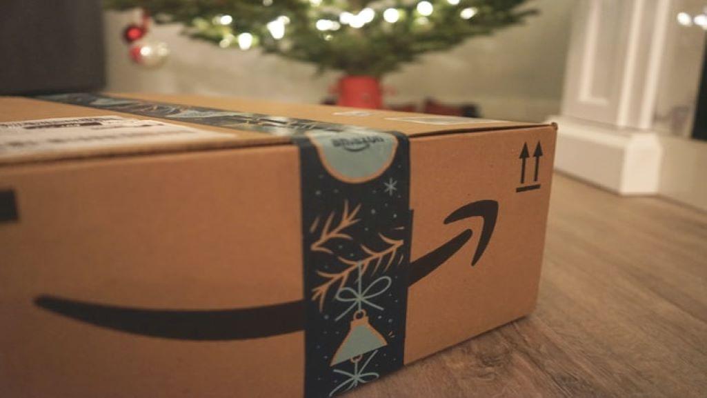 Paket Amazon Dezember