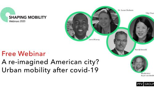 Mobility and cities after covid-19