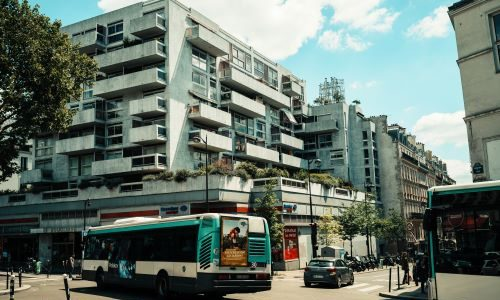 Electric bus plan for cities
