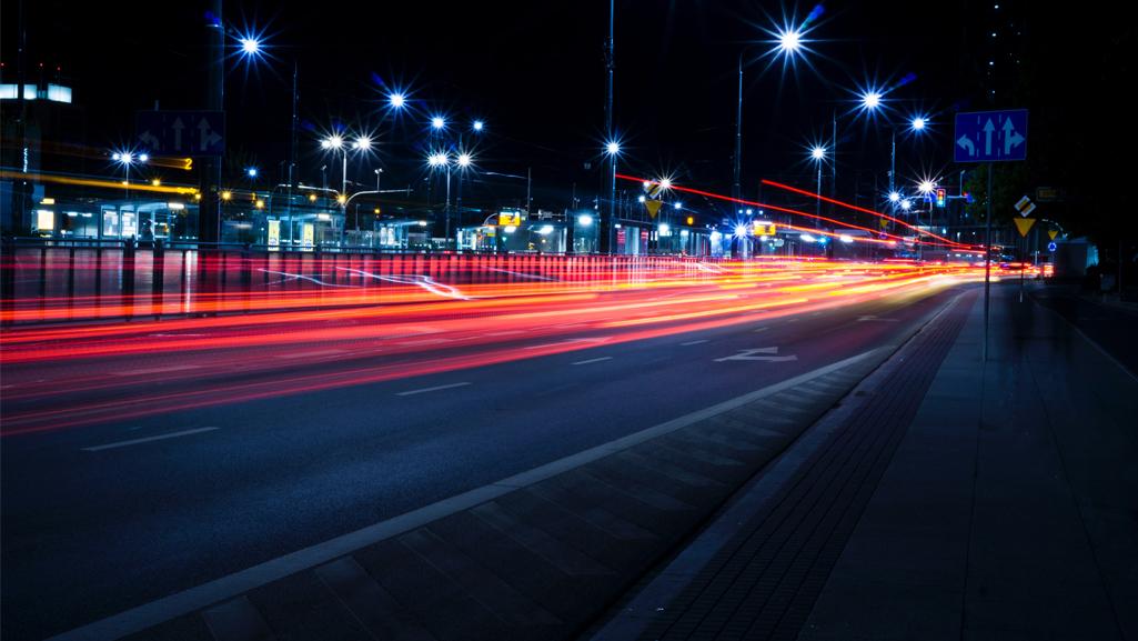 route nuit