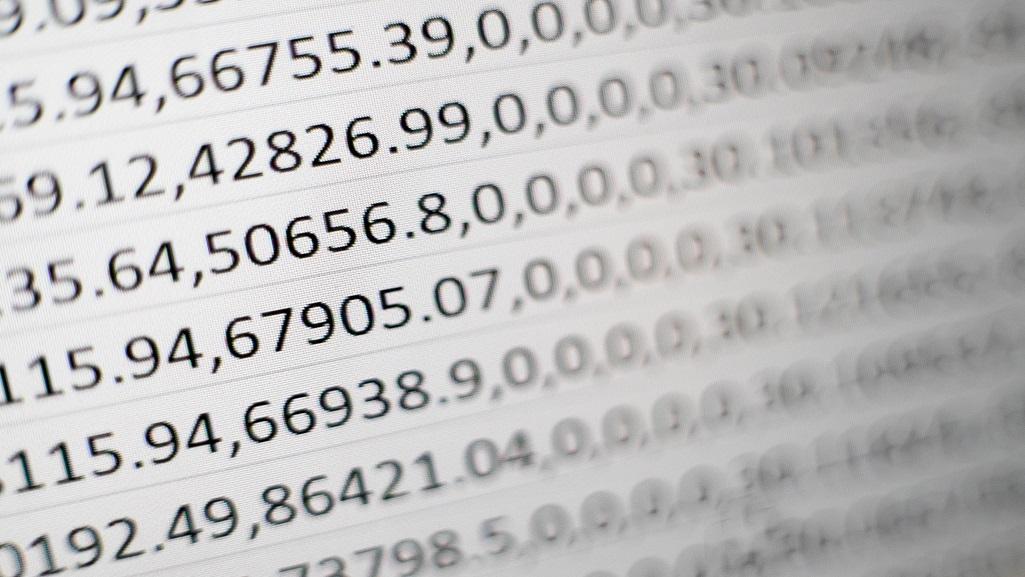 Bulkberekeningen in Excel
