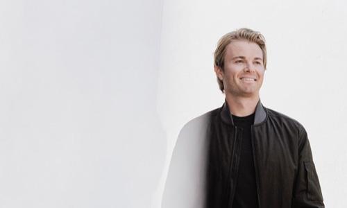 Nico Rosberg, Greentech Festival