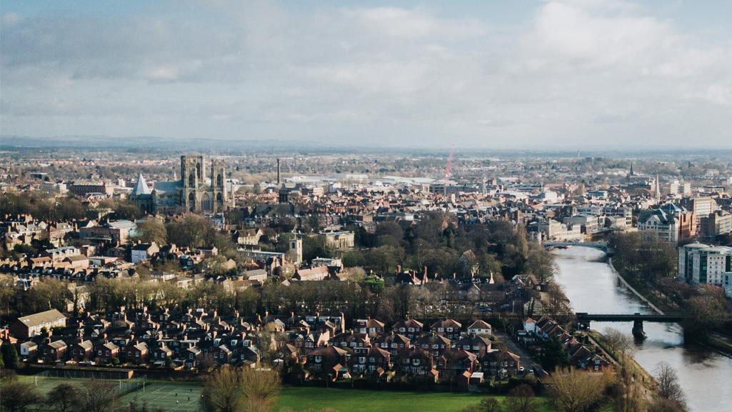 City of York, UK