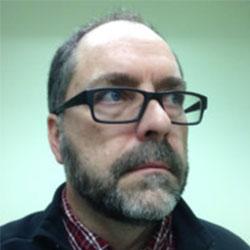 Author Bill Cisco