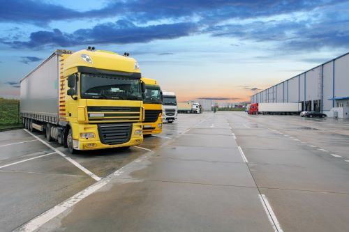 Fleet route optimization software